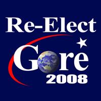 RE-ELECT GORE