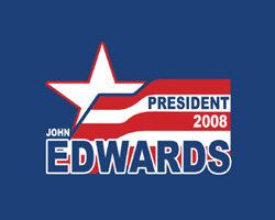JOHN EDWARDS 2008
