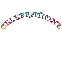 Celebrations T-shirts and Gifts