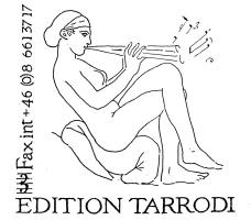 Edition Tarrodi