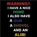 Warning Nice House