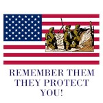 Remember Them They Protect You