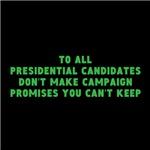 campaign merchandise
