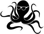 Octopus Art by Bill Tracy