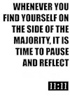 Mark Twain Majority