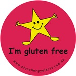 I'm gluten free - allergy alert