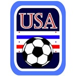 US Soccer Patch