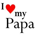 I Love my Papa