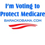 I'm voting to protect medicare