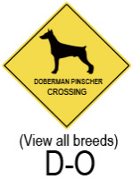 Dog Breed Crossing (D-O)