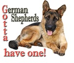 German Shepherd Design 2