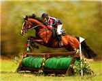 Horse Art - Eventer