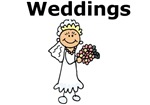 Wedding, Bride, Groom, Wedding Party