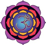 Om Sunset Lotus