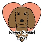 American Water Spaniel Lover (Chocolate)
