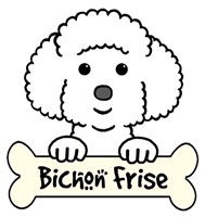 Bichon Frise Cartoon T-Shirts and Gifts