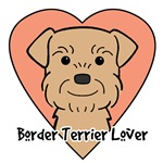 Border Terrier Lover (Wheaten)