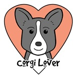 Cardigan Welsh Corgi Lover (Black Corgi)