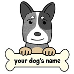 Personalized Australian Cattle Dog