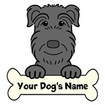 Personalized Irish Wolfhound