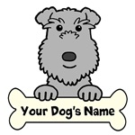 Personalized Kerry Blue Terrier