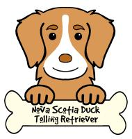 Nova Scotia Duck Tolling Retriever T-Shirts & Gift