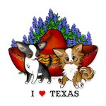 I Love Texas Chihuahuas