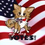 My Dog Votes Long Chi