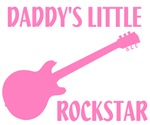 Daddy's Little Rockstar
