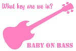Baby on bass