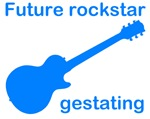 Future rockstar gestating - boy