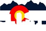 Denver, Colorado Flag
