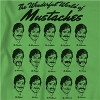Wonderful World of Mustaches