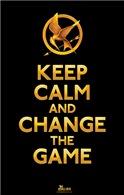 KEEP CALM CHANGE GAME