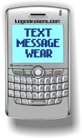 Text Message Wear