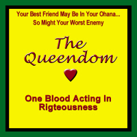 One Blood Acting in Righteousness