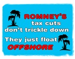 Romney's Tax Cuts Don't Trickle Down