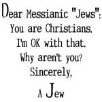 Dear Messianic