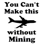 You cant make this without mining