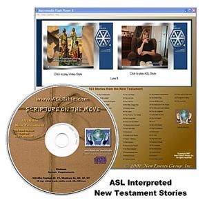 ASL Interpreted Bible Stories