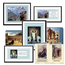 Old Masters -Christian Prints