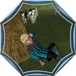 Little Boy Blue - Asleep in the Hay!
