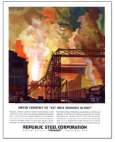 Republic Steel, Youngstown, Ohio