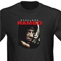 Rambo Close Up