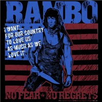 Rambo No Fear
