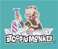 Stoopid Monkey Shaving
