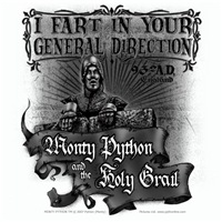 Monty Python Fart in Your Direction