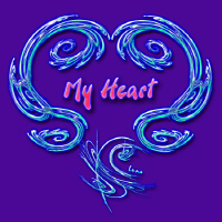 My Heart Purple