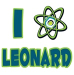 I Atom (Love) Leonard Big Bang