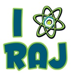 I Love (Atom) Raj